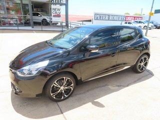 2015 Renault Clio X98 Expression Black 6 Speed Automatic Hatchback