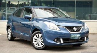 2020 Suzuki Baleno Stargazing Blue 4 Speed Automatic Hatchback.