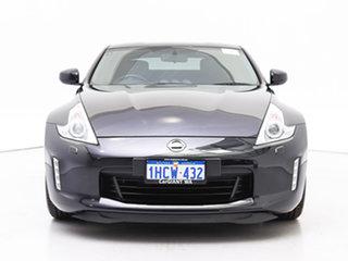 2017 Nissan 370Z Z34 MY17 Black 7 Speed Automatic Coupe.