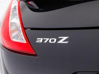 2017 Nissan 370Z Z34 MY17 Black 7 Speed Automatic Coupe
