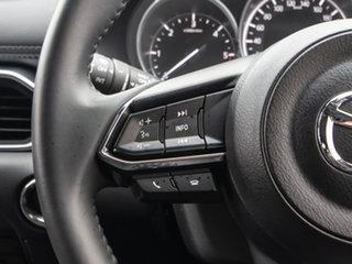 2019 Mazda CX-8 KG MY18 Sport (FWD) (5Yr) Snowflake White Pearl 6 Speed Automatic Wagon