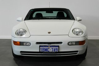 1994 Porsche 968 White 6 Speed Manual Coupe.