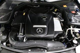 2016 Mercedes-Benz C200 205 MY16 Night Edition Blue 7 Speed Automatic Sedan