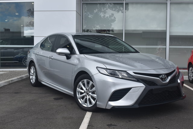 Pre-Owned Toyota Camry ASV70R Ascent Sport South Morang, 2019 Toyota Camry ASV70R Ascent Sport Silver 6 Speed Sports Automatic Sedan