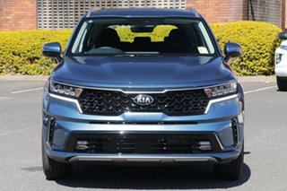 2020 Kia Sorento MQ4 MY21 S Mineral Blue 8 Speed Sports Automatic Wagon