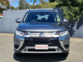 2019 Mitsubishi Outlander ZL MY19 ES 2WD ADAS Grey 6 Speed Constant Variable Wagon.