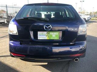 2010 Mazda CX-7 ER MY10 Classic (FWD) Blue 5 Speed Auto Activematic Wagon