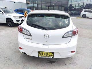 2013 Mazda 3 BM5476 Neo SKYACTIV-MT White 6 Speed Manual Hatchback