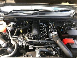 2016 Mazda BT-50 MY16 XT Hi-Rider (4x2) Grey 6 Speed Manual Freestyle Cab Chassis
