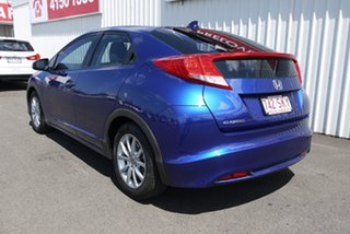 2012 Honda Civic 9th Gen VTi-S Blue 5 Speed Sports Automatic Hatchback