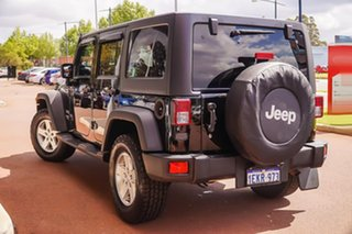 2014 Jeep Wrangler JK MY2014 Unlimited Sport Black 6 Speed Manual Softtop.