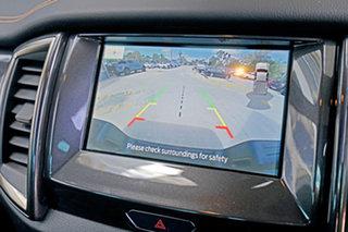 2020 Ford Ranger PX MkIII 2020.25MY Wildtrak Shadow Black 10 Speed Sports Automatic