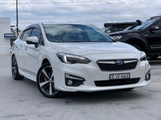 2017 Subaru Impreza G5 MY17 2.0i-S CVT AWD White 7 Speed Constant Variable Hatchback.