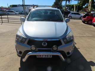 2013 Ssangyong Actyon Sports SX Silver Automatic Utility