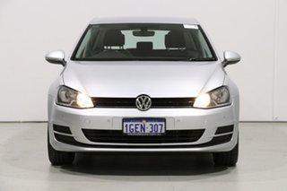 2016 Volkswagen Golf AU MY16 92 TSI Comfortline Silver 7 Speed Auto Direct Shift Hatchback.
