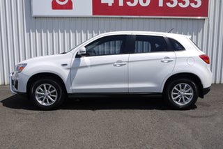 2013 Mitsubishi ASX XB MY13 White 6 Speed Sports Automatic Wagon
