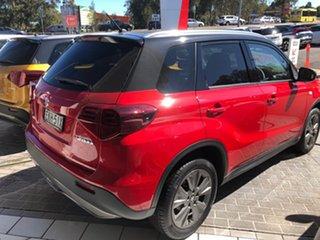 2019 Suzuki Vitara LY Series II 2WD Red/Black 6 Speed Sports Automatic Wagon.