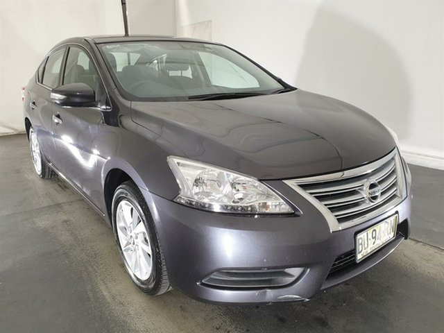 Used Nissan Pulsar B17 ST, 2013 Nissan Pulsar B17 ST Grey 1 Speed Constant Variable Sedan