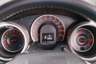 2012 Honda Jazz GE MY12 Vibe Green 5 Speed Automatic Hatchback