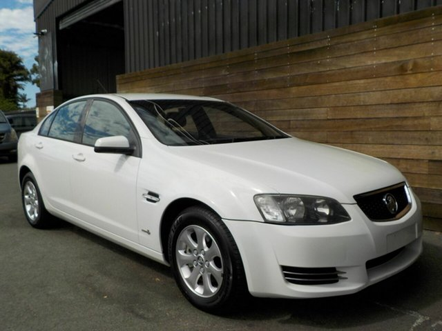 Used Holden Commodore VE II MY12 Omega Labrador, 2011 Holden Commodore VE II MY12 Omega White 6 Speed Sports Automatic Sedan