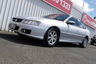 2006 Holden Berlina VZ MY06 Silver 4 Speed Automatic Sedan.