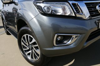 2016 Nissan Navara D23 S2 ST-X Slate Grey 6 Speed Manual Utility.