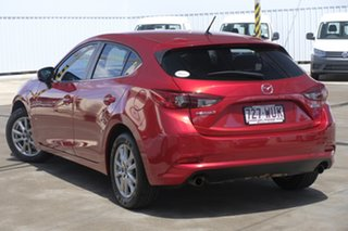 2016 Mazda 3 BN5478 Maxx SKYACTIV-Drive Soul Red 6 Speed Sports Automatic Hatchback.