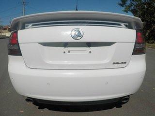 2007 Holden Calais VE White 5 Speed Automatic Sedan