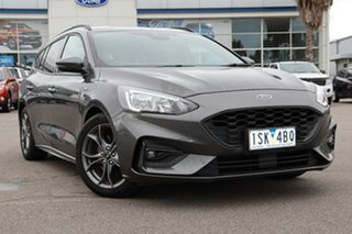 2019 Ford Focus SA 2019.25MY ST-Line Magnetic 8 Speed Automatic Wagon.