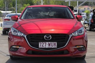 2016 Mazda 3 BN5478 Maxx SKYACTIV-Drive Soul Red 6 Speed Sports Automatic Hatchback