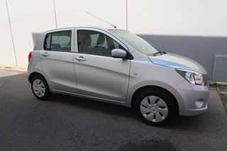 2015 Suzuki Celerio LF Silver 5 Speed Manual Hatchback