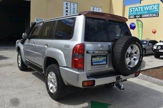 2007 Nissan Patrol GU IV MY07 ST (4x4) Silver 4 Speed Automatic Wagon.