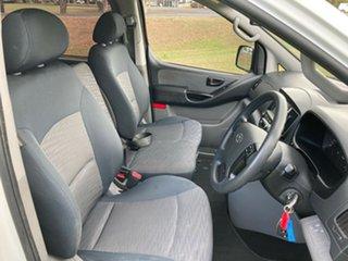 2018 Hyundai iLOAD TQ3-V Series II MY18 Crew Cab Creamy White 5 Speed Automatic Van