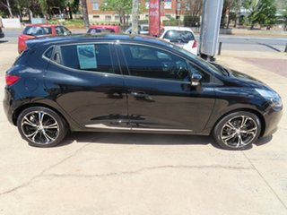 2015 Renault Clio X98 Expression Black 6 Speed Automatic Hatchback.