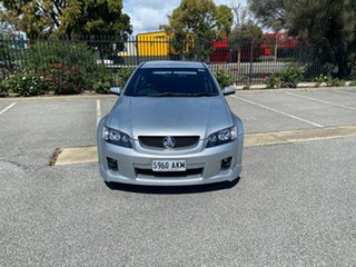 2009 Holden Commodore VE MY10 SV6 Silver 6 Speed Sports Automatic Sedan