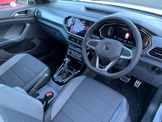 2020 Volkswagen T-Cross C1 MY20 85TSI DSG FWD Style Silver 7 Speed Sports Automatic Dual Clutch