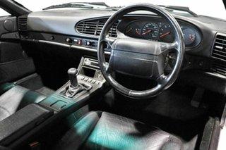 1994 Porsche 968 White 6 Speed Manual Coupe