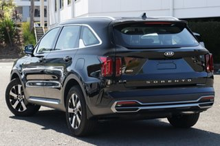 2020 Kia Sorento MQ4 MY21 Sport AWD Aurora Black 8 Speed Sports Automatic Dual Clutch Wagon.