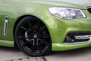 2015 Holden Commodore VF MY15 SS V Jungle Green 6 Speed Sports Automatic Sedan