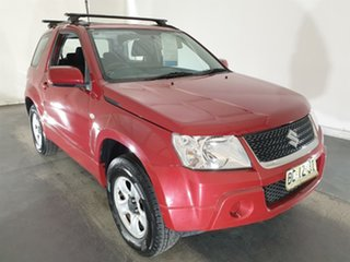 2009 Suzuki Grand Vitara JB MY09 Red 5 Speed Manual Hardtop.