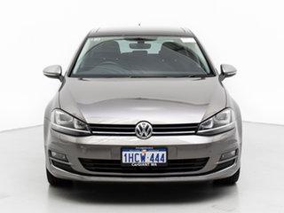 2017 Volkswagen Golf AU MY17 110 TSI Highline Grey 7 Speed Auto Direct Shift Hatchback.
