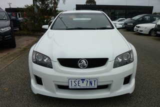 2010 Holden Commodore VE MY10 SS V White 6 Speed Sports Automatic Sedan