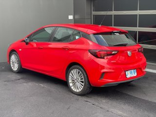 2017 Holden Astra BK MY17 R Red 6 Speed Sports Automatic Hatchback