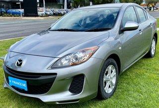 2012 Mazda 3 BL10F2 Neo Activematic Aluminium 5 Speed Sports Automatic Sedan.