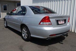 2006 Holden Berlina VZ MY06 Silver 4 Speed Automatic Sedan