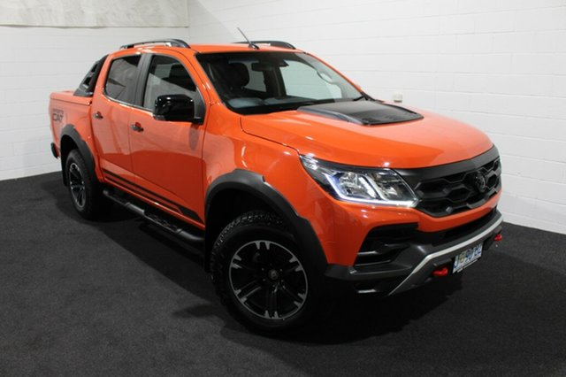 Used Holden Special Vehicles Colorado RG MY18 SportsCat Pickup Crew Cab, 2018 Holden Special Vehicles Colorado RG MY18 SportsCat Pickup Crew Cab Orange 6 Speed