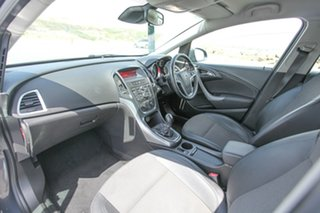 2013 Opel Astra AS Select Grey 6 Speed Manual Hatchback