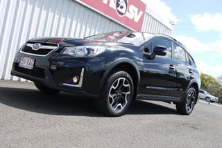 2016 Subaru XV MY17 2.0I-S Black 6 Speed Manual Wagon.