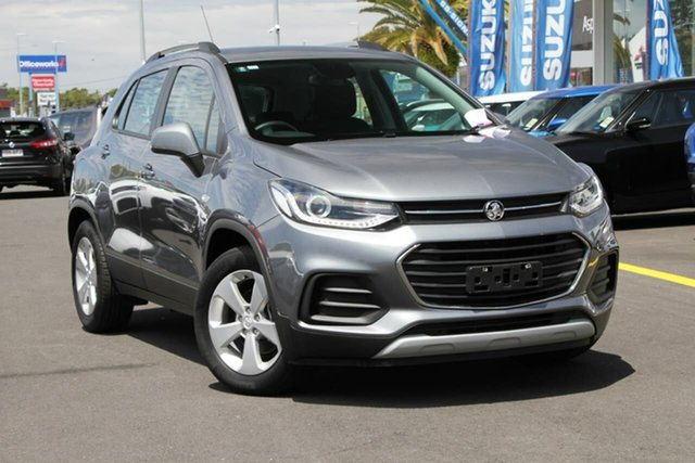 Used Holden Trax TJ MY19 LS Aspley, 2019 Holden Trax TJ MY19 LS Grey 6 Speed Automatic Wagon
