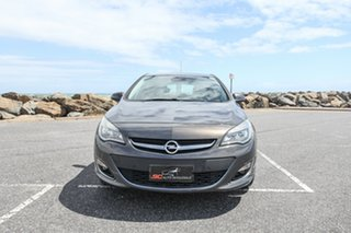 2013 Opel Astra AS Select Grey 6 Speed Manual Hatchback.